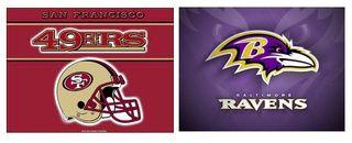 49ers:Ravens