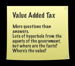 VAT Value?