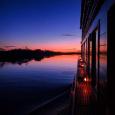 Traversing the Amazon River