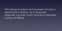 Politics&Business