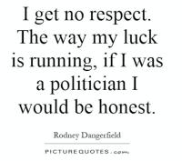 HonestPolitician