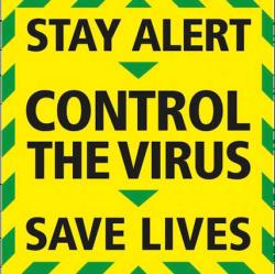 Gov-uk-coronavirus-stay-alert-save-lives