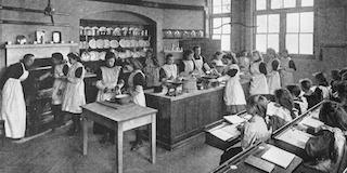Antique-londons-photographs-cooking-class