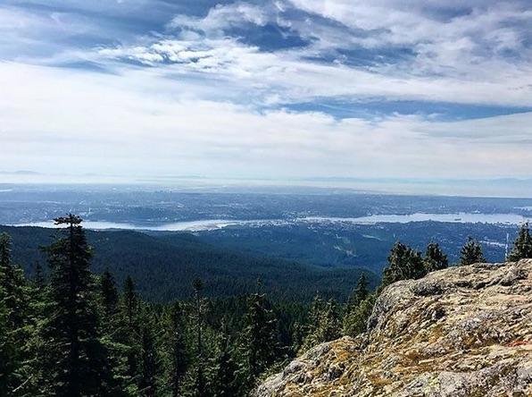Dog Mountain Trail
